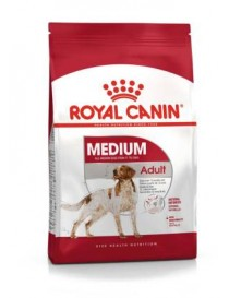 Royal Canin medium adulto...