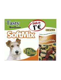 Snacks San Dimas Softmix 60...