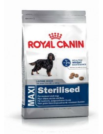 Royal Canin maxi sterilised 9 kg.