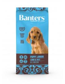 Visán Banters puppy cordero...