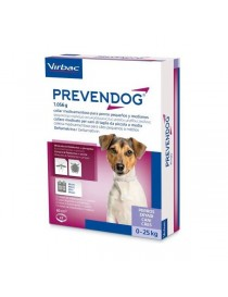 Collar Prevendog perros de menos de 25 kg. (caja 2 unidades)