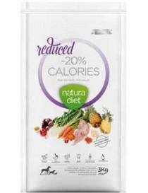 Natura Diet reduced 12 kg.