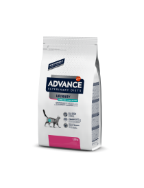 Advance urinary sterilized low calorie feline 7,5 kg.
