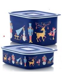 Set de 2 cajas...